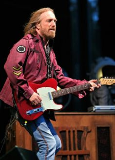 Tom Petty (1950-2017) American Musician, Head of Tom Petty and The Heartbreakers Band