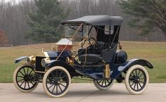 1911 Ford Model T Torpedo Roadster - (Ford Motor Company, Dearborn, Michigan…