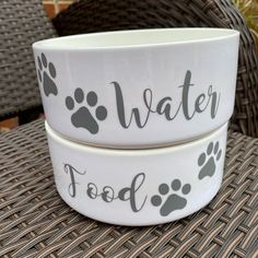 Pet Bowls, Cricut Ideas, Your Pet, Fancy, Treats, Tableware, Dogs, Sweet Like Candy, Goodies