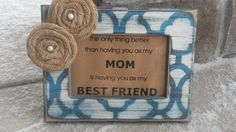 4 X 6 Shabby chic/Distressed picture frame by BlessHerHeartDesigns
