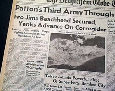 d-day headlines