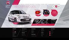 FIAT 500 : 500L Web Site Fiat, como cliente directo, nos encargo el desarrollo de un site en HTML5 para el lanzamiento del nuevo 500L. ver demo: http://www.e-zense.com/portfolio/fiat/500i/web-site/