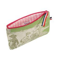 Little lovely pouch for lipsticks & co. from Linodi