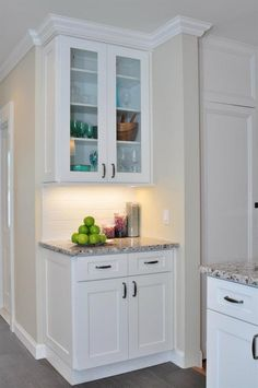 Kitchen timberlake cabinets sierra vista hazelnut glaze for Kitchen colors with white cabinets with out door wall art