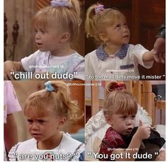 Some of the best of michelle tanner on full house Full House Funny, Full House Memes, Full House Quotes, Full House Cast, Michelle Tanner, Fuller House, Tv Quotes, Wisest Quotes, Boy Meets World
