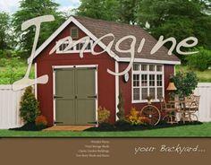 free garden storage shed ideas