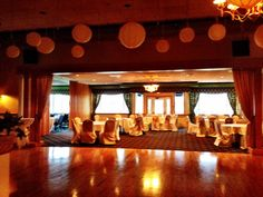 BLC dance floor leading into the Main Dining Room, which can accommodate up to 225 of your closest friends and family! Cat Wedding, Closest Friends, Dining Room, Floor, Dance, Canning, Home Decor, Pavement, Dancing
