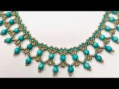 Emerald Necklace / Genuine Emerald Necklace in Gold / Unique Emerald and Diamond Pendant / May Birthstone / Natural Emerald Jewelry - Fine Jewelry Ideas Gold Choker Necklace, Emerald Necklace, Emerald Jewelry, Coin Necklace, Turquoise Necklace, Bead Jewellery, Fashion Jewelry Necklaces, Jewelry Gifts, Fine Jewelry