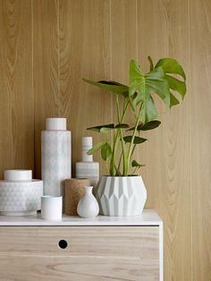 Nicht in jede Vase müssen Blumen. #homestory #home #interior #accessoires #vase