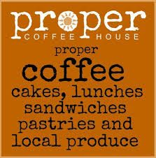 Image result for proper coffee house margate