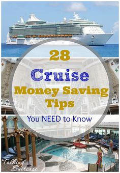 Caribbean Cruise Money Saving Tips