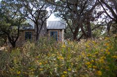 quiet house & Laity Lodge in the  TX Hill Country