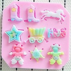 Baking Mold Cowboy Boots Star Fondant Cake Chocolate Resin Candy Silicone Mold L85cmW84cmH1cm *** Click for Special Deals #KidsBaking Resin Molds, Silicone Molds, Fondant, Star Boots, Baking With Kids, Cake Decorating Tools, Baking Supplies, Cake Mold, Buying Wholesale