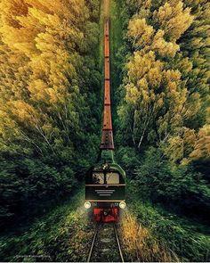Roller coaster Lituania