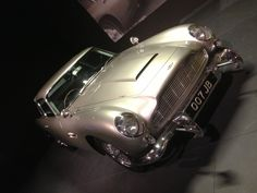 James Bond Aston Martin DB 5