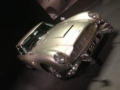 James Bond Aston Martin DB 5