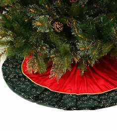 Elegant Tree Skirt