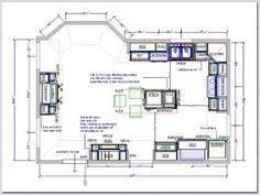 Canteenkitchen Plan  Architecture  Pinterest  Canteen Best Autocad For Kitchen Design Design Inspiration