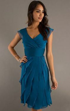 Shop for prom and formal dresses at PromGirl. Formal dresses for prom, homecoming party dresses, special occasion dresses, designer prom gowns. Formal Dresses Online, Cheap Prom Dresses, Homecoming Dresses, Dresses 2013, Navy Formal Dress, Knee Length Bridesmaid Dresses, Bridesmaids, Cocktail Dress Prom, Evening Cocktail