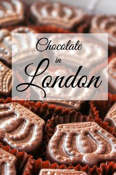 Since I've been known to indulge my inner chocoholic, today I bring you A Lady in London's top picks for chocolate in London. You have to try these 5.