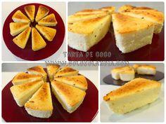 Tarta de coco Sweet Recipes, Cake Recipes, Sin Gluten, Cupcake Cakes, Fruit Cakes, I Foods, Cornbread, Sweet Treats, Favorite Recipes