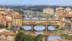 Ponte velha Florença / Itália
