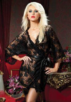 e9689d677b Paisley Pleasure Paisley lace robe