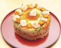 Gâteau Sushis ( Sushi cake)