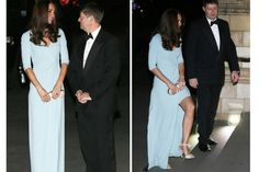Kate Middleton (who returned to royal duties yesterday) proves her pregnancy style is second to none