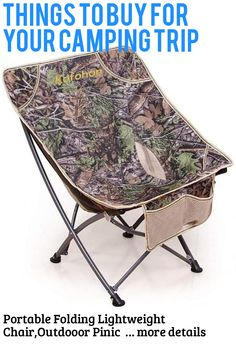 (This is an affiliate pin) Portable Folding Lightweight Chair,Outdooor Pinic Fishing Barbecue Camping Foldable Chair for Heavy People,Adults Indoor Compact Chair with Stainless Steel Bracket. Barbecue Camping, Stainless Steel Brackets, Foldable Chairs, Camping Furniture, Compact, Fishing, Outdoor Blanket, Indoor, People