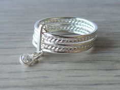 Hey, I found this really awesome Etsy listing at https://www.etsy.com/listing/226742244/cubic-zirconia-dangle-charm-ring