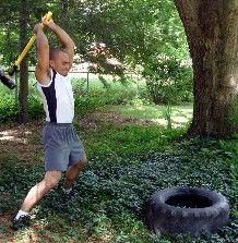 RossTraining.com - Sledgehammer Training - Part I