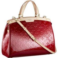 Louis Vuitton Monogram Vernis Brea Gm M91617 Aoc-$268