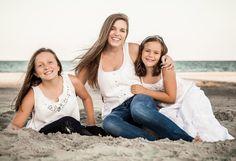 Sisters on the beach. Hilton Head Island, SC. Bluffton's Best Family Photographer 2012-2014.