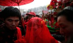 Inextricably linked with its association with brides, flowering and fertility, comes reds shadier side – and the reason those western brides would be unlikely to marry in it. But has the (possibly) oldest colour always been linked with the world's 'oldest profession' and those red light districts? Perhaps not - in fact yellow has been more commonly associated with prostitution. In classic Greece, prostitutes wore saffron-dyed clothes, while in Rome they might dye their hair yellow. Scarlett!