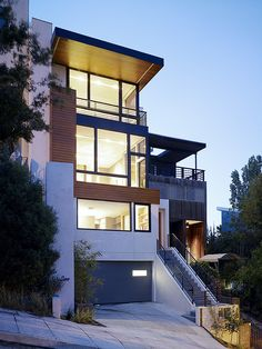 Hill Street Residence | John Maniscalco Architecture