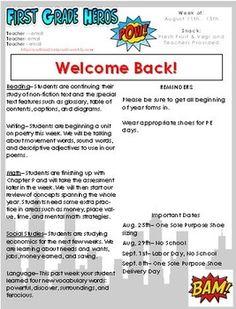 toddler newsletter template toddler newsletter free test maker printable