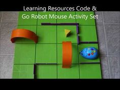 Use the Learning Resources Code & Go Robot Mouse Activity Set as an introduction to coding for kids. It's great for ages 3 Year Old Toys, Icebreaker Activities, Coding For Kids, Learning Resources, Innovation, Bee, October, Classroom, Science