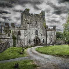 Bloody Red History of Ireland's Haunted Leap Castle - America's Most Haunted