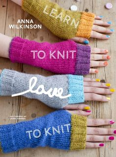 #ClippedOnIssuu from Learn to Knit Love to Knit