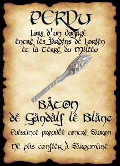 affiche gandalf                                                                                                                                                      Plus