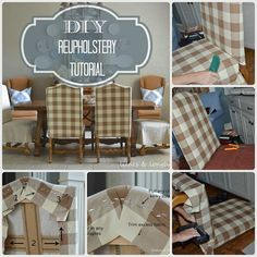 How to Reupholster a Chair :: Hometalk