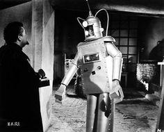 The Aztec Mummy vs The Human Robot