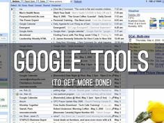 """Another story set free with @HaikuDeck - """"Google Tools To Get More Done"""" by @classroom_tech"""