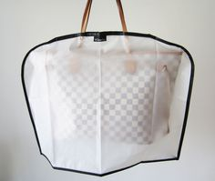 Rain cover for your purse. To protect your purse on a rainy day.