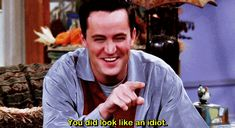 31 sinais de que você é o Chandler Bing de seu grupo de amigos