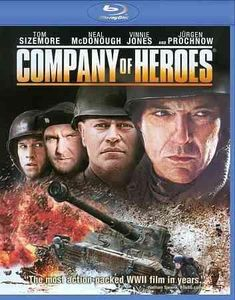 Rent Company of Heroes starring Tom Sizemore and Chad Michael Collins on DVD and Blu-ray. Get unlimited DVD Movies & TV Shows delivered to your door with no late fees, ever. One month free trial! Company Of Heroes, Hd Movies, Movie Tv, Watch Movies, Vinnie Jones, Tom Sizemore, Michael Collins, War Film, Watch Free Movies Online