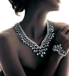 Diamond Jewellery #SS14SWIM #BondGirlChic #figleaves