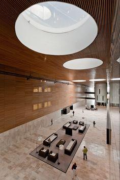 Hospital Rey Juan Carlos, Móstoles, Comunidad de Madrid - Rafael de La-Hoz Arquitectos