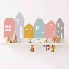 Tonie Regal fürs Kinderzimmer Easily and quickly implemented with a magnetic picture strip from IKEA Boys Bedroom Decor, Ikea Bedroom, Baby Room Decor, Girls Bedroom, Kids Room Design, Wall Design, Ikea Tjusig, Diy Furniture Videos, Room Wall Painting
